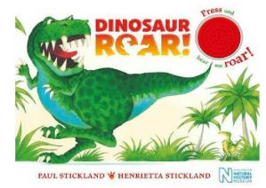 Dinosaur Roar cover