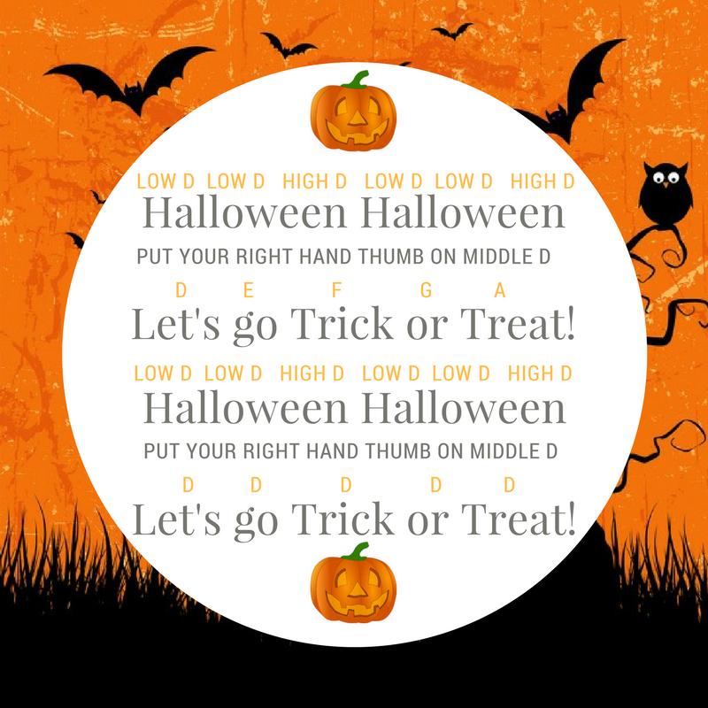 Halloween HalloweenLet's go Trick or Treat!